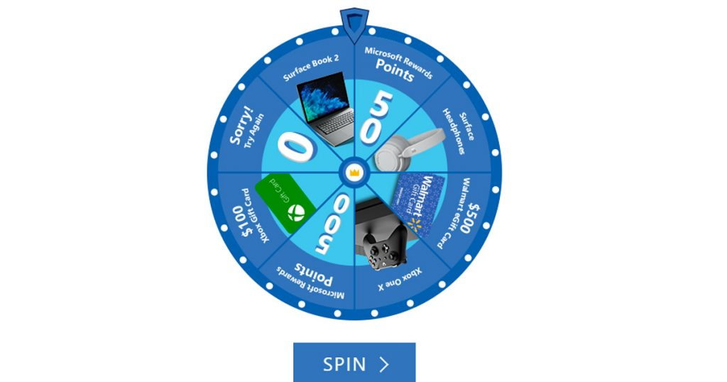Microsoft Rewards Instant Win Game - Julie's Freebies