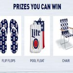 The Miller Lite Summer 2019 Instant Win Game