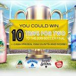 Novamex Uncap the Gold Sweeps & Instant Win Game