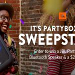 PartyBox Time Sweepstakes
