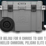 Pelican Elite Cooler Giveaway