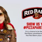 RED BARON #PizzaParentWin Giveaway