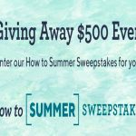 QVC How to Summer Sweepstakes