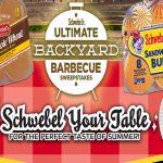 Schwebel's Ultimate Backyard BBQ Sweepstakes