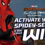 """DORITOS Spider Man: Far From Home """"Activate Your Spidey Senses"""" Instant Win Game"""