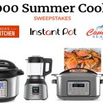 America's Test Kitchen  You Could Win a $3,000 Summer Cookout Sweepstakes