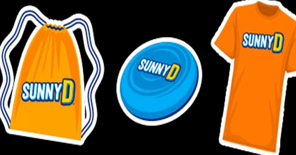 The SUNNYD Flavors of Summer Sweepstakes & Instant Win Game