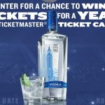 The Tickets for a Year Sweepstakes