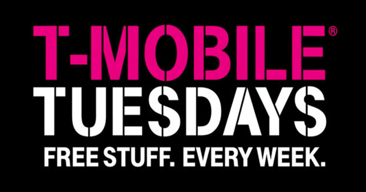 T-Mobile Tuesdays Week #157 - Julie's Freebies