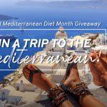 National Mediterranean Diet Month Cruise Giveaway