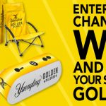 Yuengling Make Your Summer Golden Sweepstakes