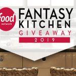 Food Network Fantasy Kitchen Sweepstakes 2019