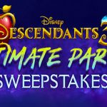 Descendents 3 Ultimate Party Sweepstakes