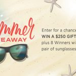 The 2019 Summer GIVEAWAY