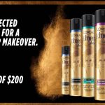 Elnett Makeover Sweepstakes