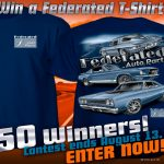 The Best Memories Federated T-Shirt Giveaway