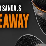 The 2019 Summer Sandals Giveaway