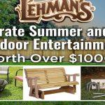 Lehman's 2019 Celebrate Summer Sweepstakes