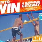 Monster Hydro Chance to Win the Ultimate AVP Hawaiian Getaway Sweepstakes