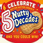 Celebrate 5 Nutty Decades Sweepstakes