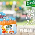 Old Orchard Giveaway