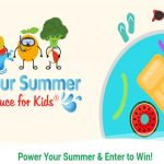 The Produce for Kids Power Your Summer Sweepstakes