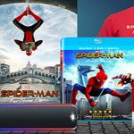Spider-Man: Passport to Prizes Sweepstakes & Instant Win Game