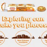 Thomas English Muffins Explore What's Possible Sweepstakes