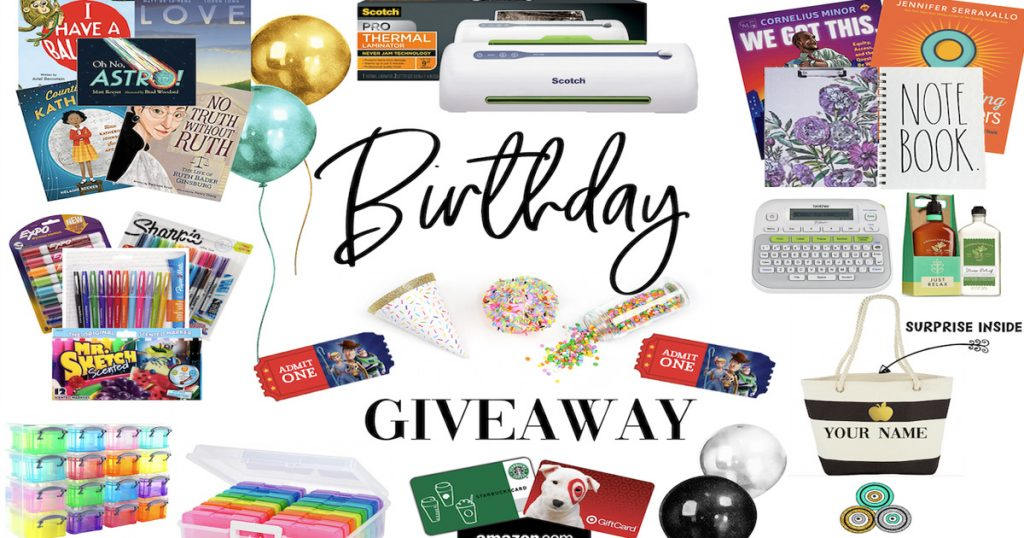 Trinity Elite Education & Co  Birthday Giveaway - Julie's
