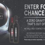 7 Moons Zero Gravity Sweepstakes