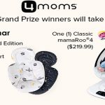 4moms Love You To The Moon Sweepstakes