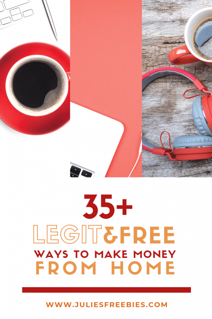 Legit and Free Ways to Make Money Online From Home