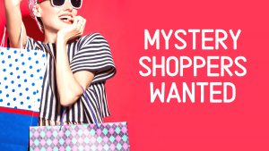 Enjoy a Flexible Schedule as a Mystery Shopper