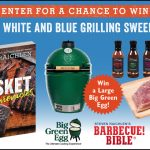 Red White and Blue Grilling Sweepstakes