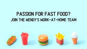 Wendys Work at Home Jobs