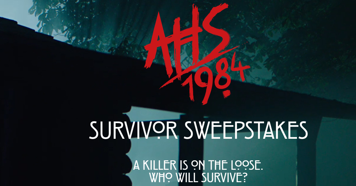 The Ahs 1984 Survivor Sweepstakes Julie S Freebies