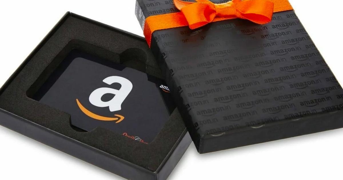 amazon electronics giveaway