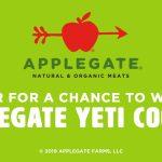 Applegate YETI cooler Giveaway