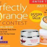 Athena's Perfectly Orange Giveaway