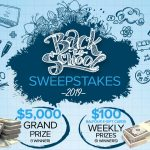 The Balfour Back to School Scholarship Sweepstakes