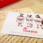 Chick-fil-A Gift Card Instant Win Game