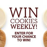 Free Cookie Friday Giveaway