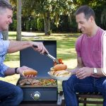 The Deen Brothers LIFESMART Griddle Giveaway