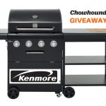 Chowhound Summer Grill Giveaway