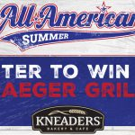 All American Summer Traeger Grill Giveaway
