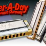 Hohner-A-Day Harmonica Giveaway