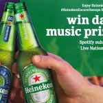 Heineken Summer Music Sweepstakes