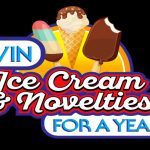 The Ice Cream & Novelties Coupon Giveaway