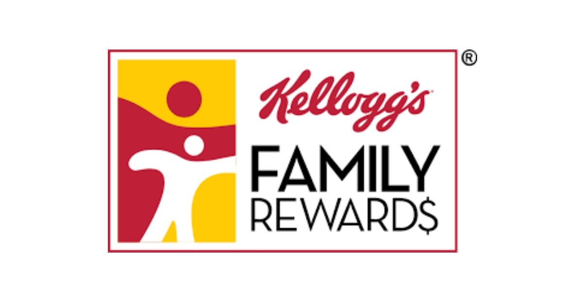 new free kelloggs family rewards points code
