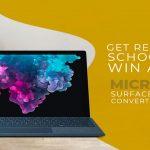 Beach Camera Microsoft Surface Pro Giveaway